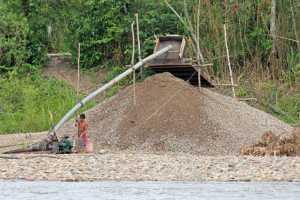Mining in Guyana, Jenny Green